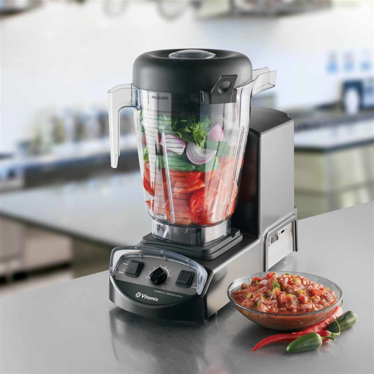 Vitamix VM 0146 10185XL Variable Speed 5.6L and 2LCommercial Blender